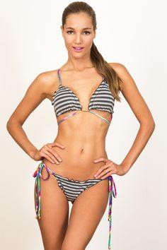 #janiero #brazilian #underwear #lingerie #bralet #bra #hotpants #summer #SS15 #truecolours