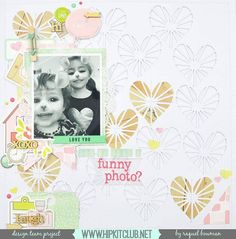 You've got to love a bit of  Snapchat! Designer @raquelp has created this gorgeous layout of her children having fun with Snapchat! She used the #june2016 #hipkits for this one!  @hipkitclub #hkcexclusives #exclusives #scrapbooking #silhouettecameo #cutfiles @jillibeansoup #woodveneer #clothespins #papercrafting #scrapbookingkitclub #kitclub #hipkitclub #Snapchat #kits #projectlife #ephemera #layout #beckyhiggins