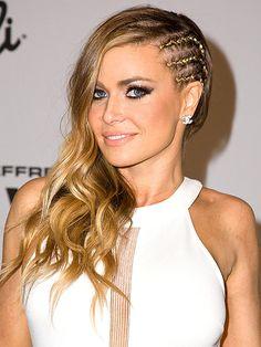 Lange Frisuren Und Schnitte Für Damen Haarschnitte Pinterest