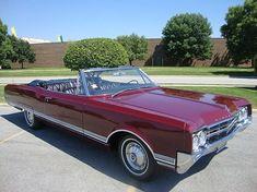 1965 Oldsmobile Ninety-Eight Convertible