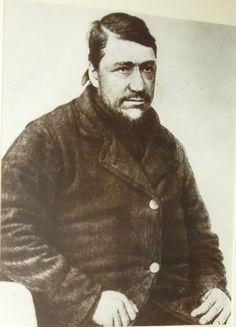 Hierdie foto van Kruger wat in 1864 geneem is hang in Krugerhuis in Pretoria. this Day in History: Oct 10, 1825: Paul Kruger, the face of Boer resistance against the British during the Second Boer War is born