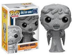 funko weeping angel $10.99 Pre-Order for June 15th release, expected to sell out, pre-order recommended. Doctor Who toys merchandise gifts #doctorwho