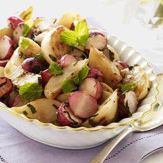 Honey-Glazed Radishes and TurnipsDelish