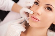 Lip Lift or Lip Fillers - Which Should You Get? Find out which of these pout-plumping cosmetic treatments is best for your lips! Dermal Fillers, Lip Fillers, Cosmetic Treatments, Skin Treatments, Facial, Spa, Light Therapy, Natural Beauty Tips, New You