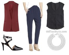 Fabulous and on sale this week: Relaxed tailoring | 40plusstyle.com