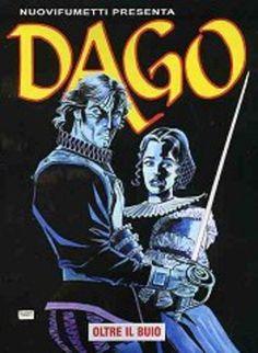 Fumetti EDITORIALE AUREA, Collana DAGO ANNO 13 - 2007
