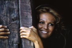 """""""Once Upon a Time in the West"""" Claudia Cardinale 1968 Paramount Pictures Claudia Cardinale, Sicilian Women, Learn To Speak Italian, Katharine Ross, Sergio Leone, Anjelica Huston, Non Plus Ultra, Julie Christie, Ursula Andress"""