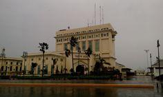 In  mexico port