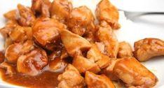 Édes-csípős csirke Pork, Chinese, Chicken, Meat, Ethnic Recipes, Essen, Kale Stir Fry, Pork Chops, Cubs