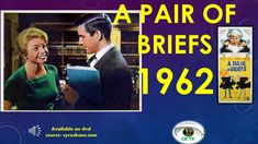 A Pair of Briefs Director: Ralph Thomas Stars: Michael Craig, Mary Peach, Brenda de Banzie dvd Michael Craig, Films, Movies, Old Women, Briefs, Two By Two, Marriage, Peach, Pairs