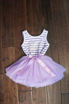 a7b3250c6d72 First Birthday outfit dress long sleeve with gold letters and purple tutu  for girls or toddlers Sofia the first, crown