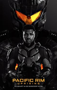 Pacific Rim Uprising character poster 2