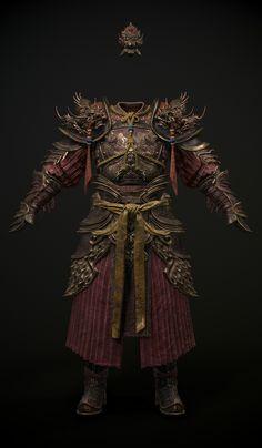 Fantasy Armor, Dark Fantasy Art, Human Body Model, Fallout New Vegas Ncr, Zbrush Models, Chinese Armor, Cinema 4d Tutorial, 3d Tutorial, Costume Armour