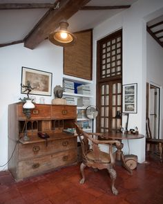 Geoffrey Bawa's house, Colombo   by horvath bence