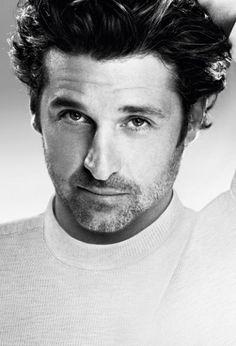 Patrick Dempsey is soooo sexy❤️❤️ Patrick Dempsey, Eric Dane, Derek Shepherd, Grey Anatomy Quotes, Taylor Kinney, Hot Actors, George Clooney, Matthew Mcconaughey, Portraits