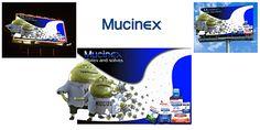 DCastro Propaganda: MUCINEX / PROPOSTA / CAMPANHA