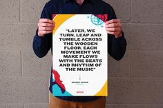 Seattle University: One of One Acceptance Posters - Graphis