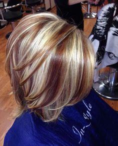 Die 195 Besten Bilder Von Mittellange Frisuren Hair Ideas