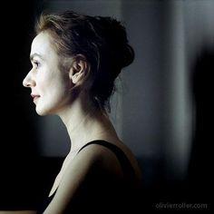 Sandrine Bonnaire par Olivier Roller