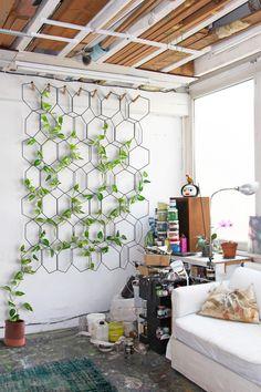 Rejilla para jardín vertical de metal ANNO By Compagnie