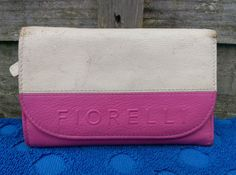 Womens Fiorelli Leather Purse Credit Card ID Photo Paper Money Coin Compartment in Clothes, Shoes & Accessories, Women's Accessories, Purses & Wallets   eBay