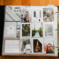 New journaling cards and Paris memorabilia ~ Mira Designs