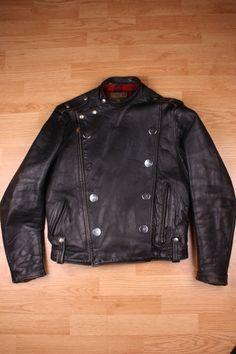 Buco Leather Jacket model J-31.