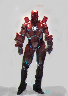Iron Man - Memed.deviantart.com