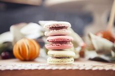 Love this image from a recent photoshoot #macarons #dessertables