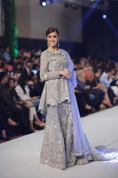2015 PFDC Loreal Paris Bridal Week Sana Safinaz Dresses Gallery