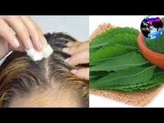 Appliquez ceci sur votre tête et tous vos cheveux blancs vont disparaître - YouTube