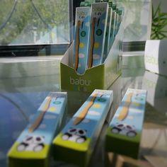 Escova de dentes para crianças, em bambu. Cerdas extra suave.  #quotidianices #lojaonline #lojaquotidianices #babu #agendaquotidianices #sustentavel Instagram, Teeth