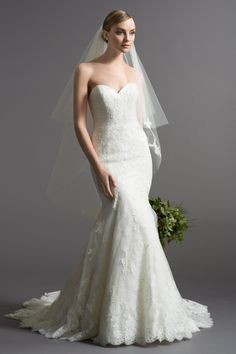 Watters Brides Faustina Gown | FALL 2014