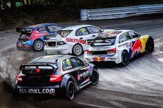 World RX: Münnich Motorsport two-car Audi S3 campaign in 2015 FIA World Rallycross Championship