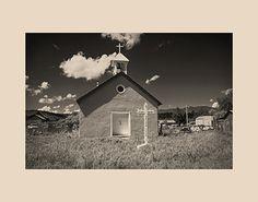 Santa Rita Church, Lucero, New Mexico; New Mexico; New Mexico; Adobe Churches of New Mexico; Adobe Churches in New Mexico; Adobe Churches; New Mexico; New Mexico Adobe Churches; John A. Benigno; John Benigno