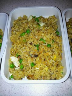 Recipe for Kedgeree - a British Raj dish of fried rice with eggs and smoked fish with mild curry spices Kedgeree Recipe, Fried Rice With Egg, Curry Spices, Smoked Fish, Stir Fry, Eggs, Dishes, Ethnic Recipes, Food