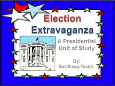 Get ready for the November elections with this 35-page unit of study.Includes:-Meet the Candidates (Obama