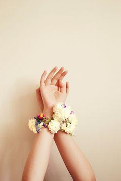 ただの花柄よりSweet*ぽんっとお花が咲いてるようなお洋服が着たい!