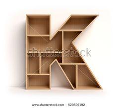 Image result for letter shelf
