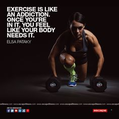 When your work out becomes your reward, you are in the right frame of mind! #workout #motivation #Mondaymotivation #Fitnessquote #fitnessmotivation #fitfam #lift