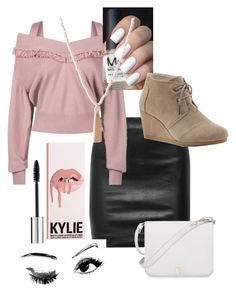 """""""COLD THURSDAY NIGHT DATE"""" by yee-boy ❤ liked on Polyvore featuring The Row, Burberry, Furla, TOMS, Vera Bradley and Christian Dior"""