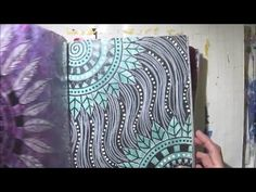 Subscribe: https://www.youtube.com/subscription_center?add_user=BeCre8ive2 This is my process for making painted papers for mixed media projects using a Gell...