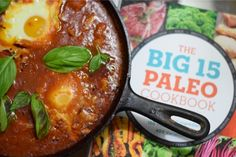 #big15paleo cookbook