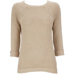 Stone Sweater ($49) ❤ liked on Polyvore