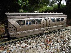 CP Rail Manitoba & Minnesota Subdivision: Steampunk Trains
