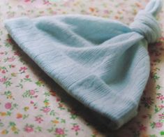 Шьем шапочку для новорожденного - Одежда для малышей - Выкройки для детей - Каталог статей - Выкройки для детей, детская мода