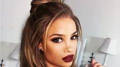 tutorial makeup christmas - YouTube