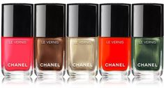 Chanel Dans La Lumiere de L'Ete Summer 2016 Collection