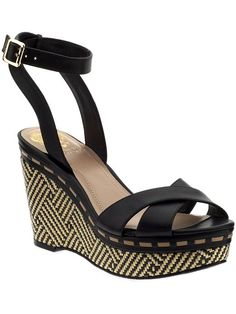Love these Vince Camuto wedges