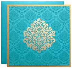 A beautiful design for #Hindu #wedding #cards